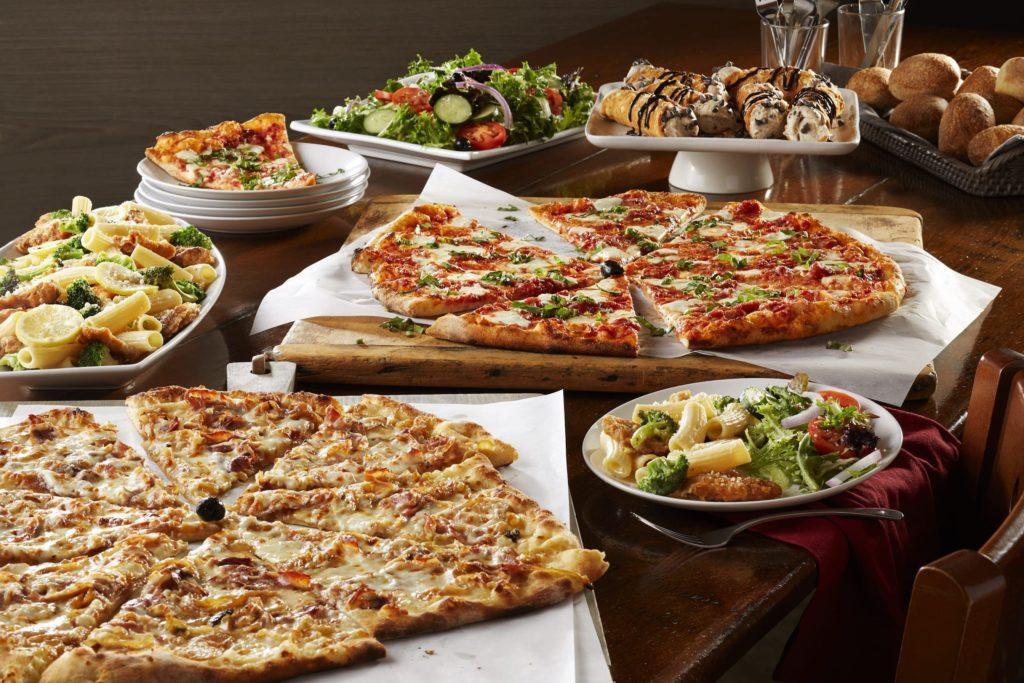 Pizza In Mansfield Ma