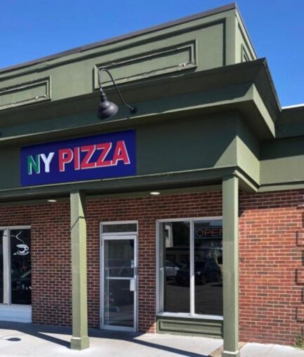 pizza main st Mansfield Ma