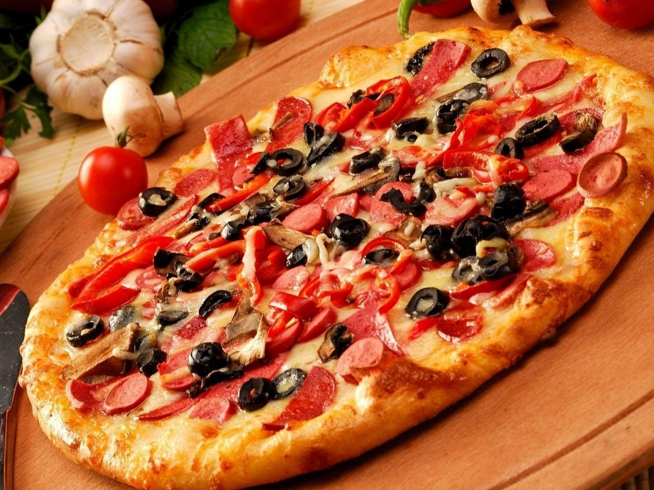 pizza places to eat in Mansfield ma