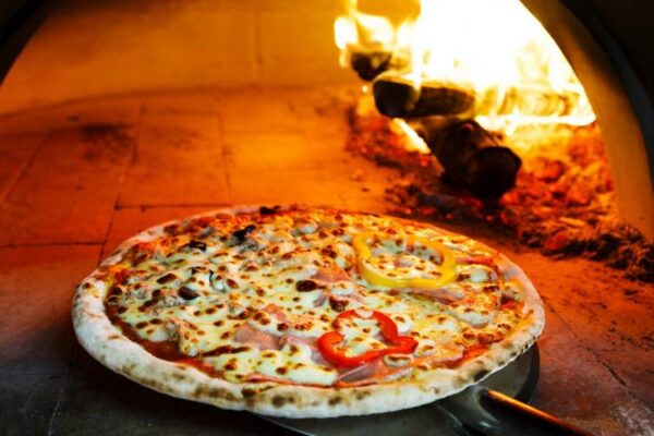 best pizza places near Mansfield Ma