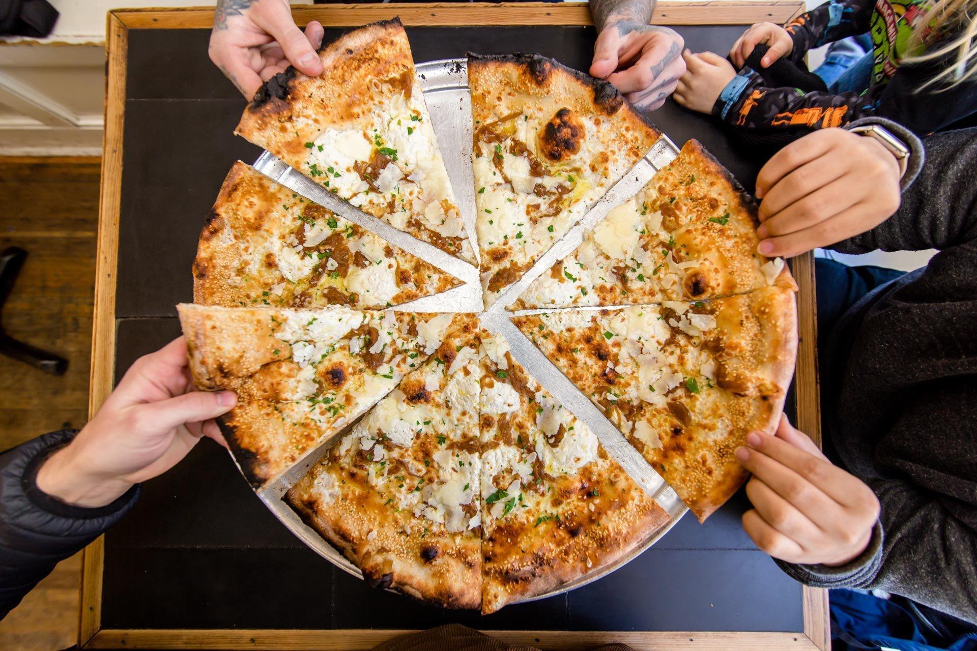Mansfield best pizza